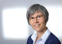 Portraitaufnahme Dr. Sonja Gebhard